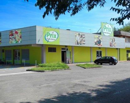 Punto vendita Prix via Carso Vicenza